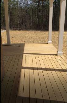 porch side